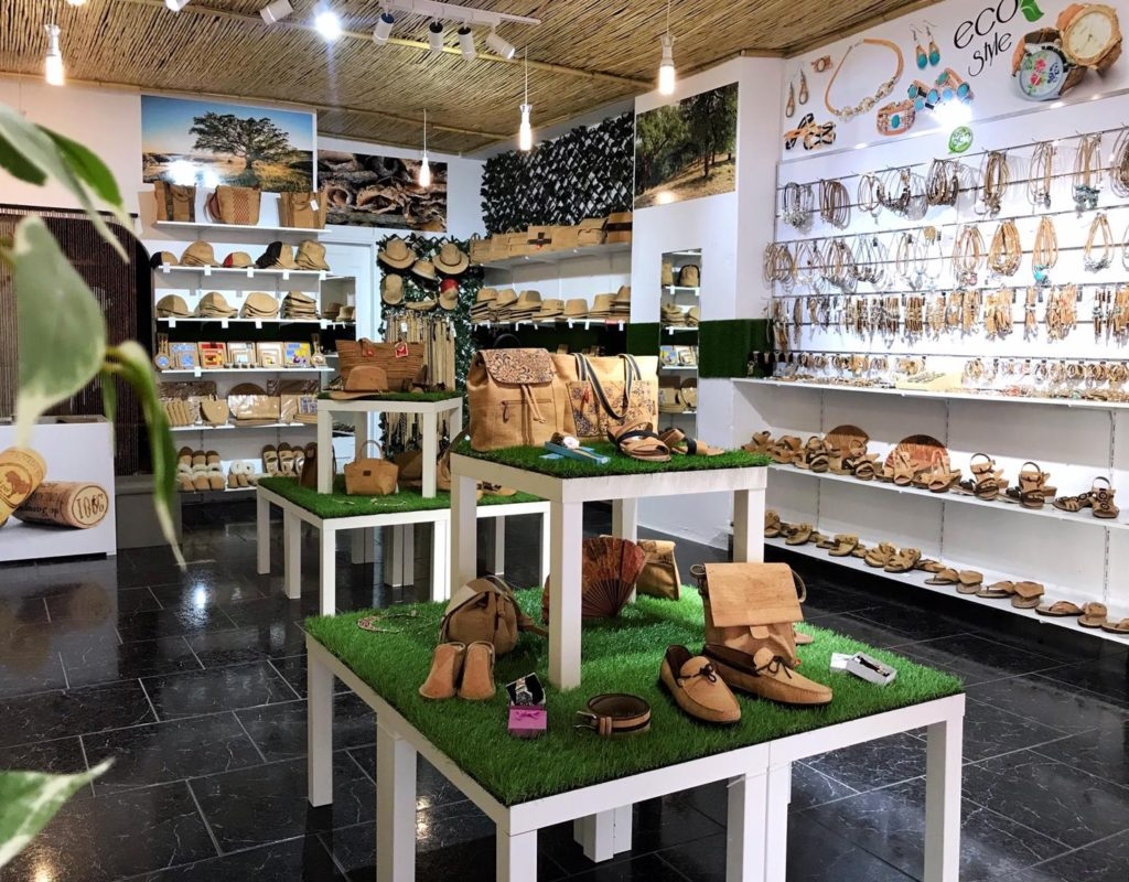Cork Shop in Autonomous Community of the Canary Islands C.C. San Agustin