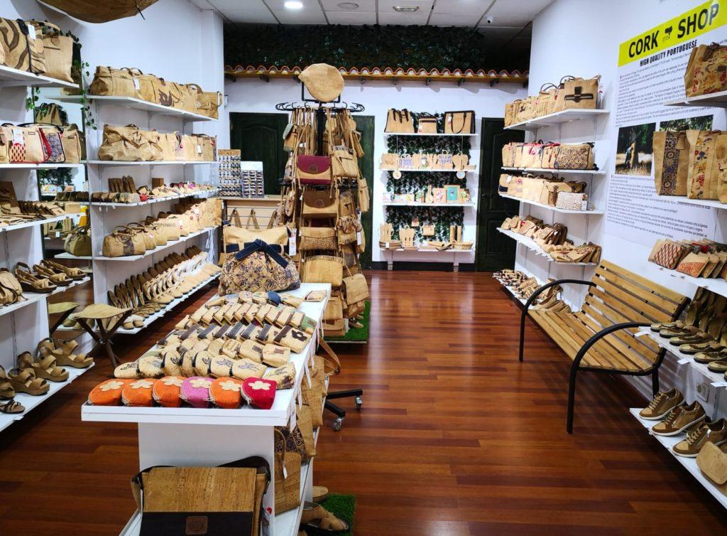 Cork Shop in Autonomous Community of the Canary Islands Santa Catalina