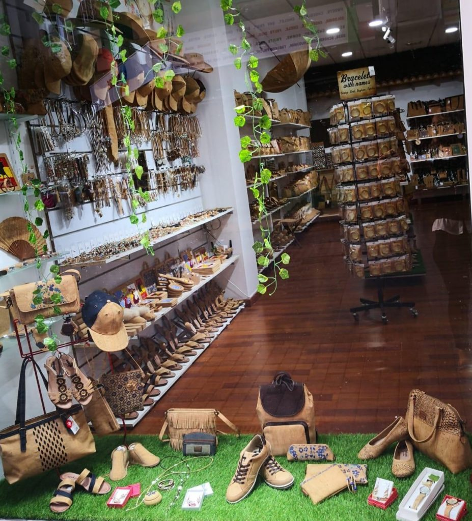Cork Shop in Autonomous Community of the Canary Islands Santa Catalina