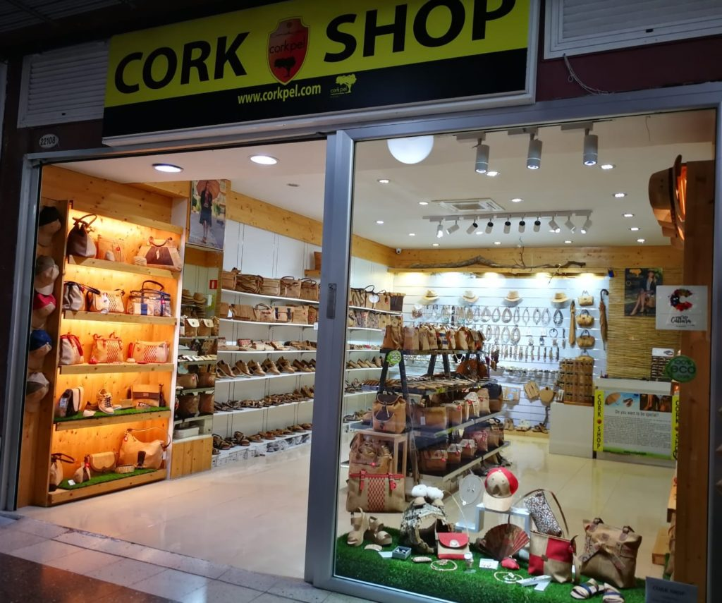 Cork Shop in Autonomous Community of the Canary Islands Yumbo Centrum shopping center