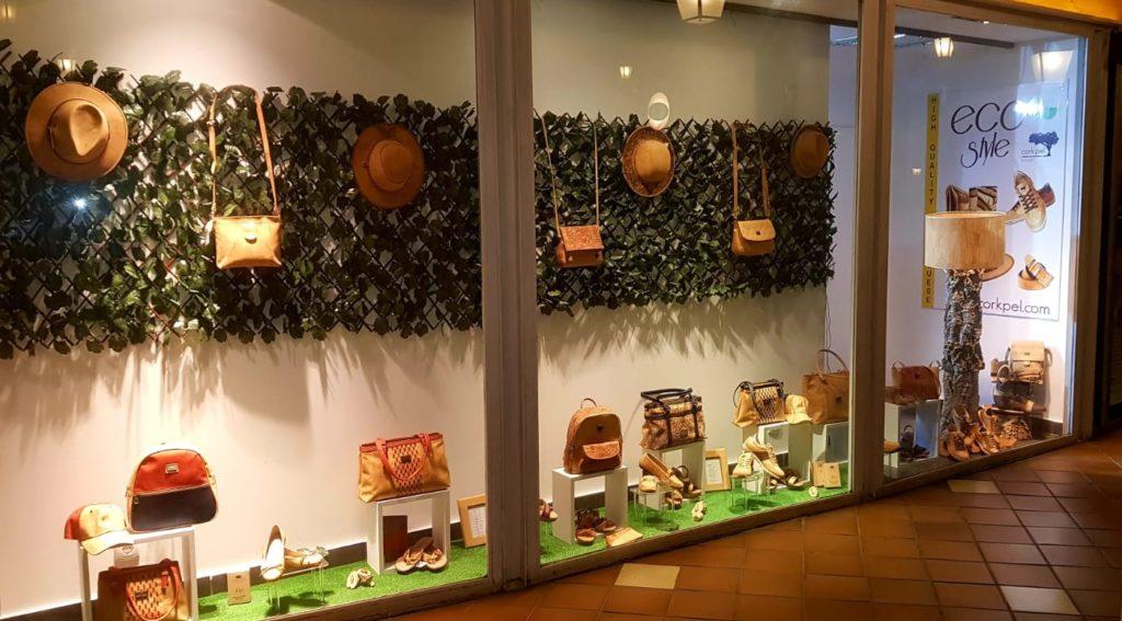Cork Shop in Portugal Guia